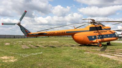 CCCP-22186 - Mil Mi-8 Hip - Aeroflot