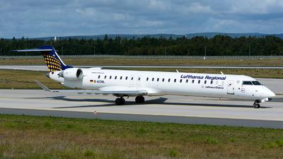 D-ACNL - Bombardier CRJ-900 - Lufthansa Regional (CityLine)