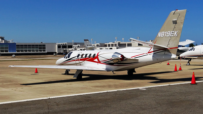 N819EK - Cessna 550 Citation II - Private