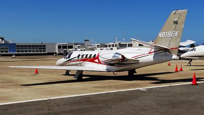 A picture of N819EK - Cessna 550 Citation II - [S5500009] - © toyo_69pr