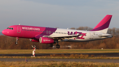 A picture of HALYV - Airbus A320232 - Wizz Air - © Sascha Kamrau
