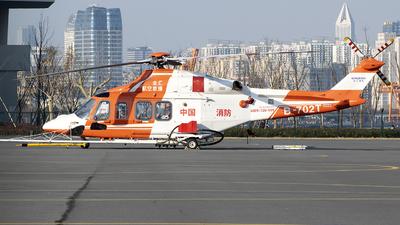 B-702T - Agusta-Westland AW-139 - Shanghai Kingwing General Aviation