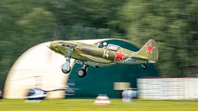 RA-2224G - Mikoyan-Gurevich Mig-3 - SibNIA Airlines