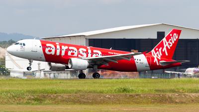 9M-AHP - Airbus A320-216 - AirAsia