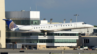 A picture of N13978 - Embraer ERJ145LR - United Airlines - © DJ Reed - OPShots Photo Team