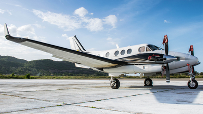 YV633T - Beechcraft C90GTi King Air - Private