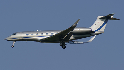 OE-LLL - Gulfstream G650 - Private