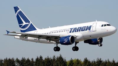 A picture of YRASB - Airbus A318111 - Tarom - © Henrik Hedde