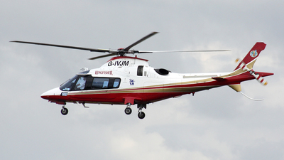 G-IVJM - Agusta A109E Power - Air Harrods