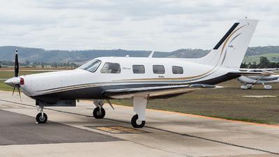 VH-KNV - Piper PA-46-350P Malibu Mirage - Private