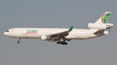 Z-GAA - McDonnell Douglas MD-11(F) - Global African Aviation