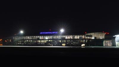 UKLL - Airport - Terminal