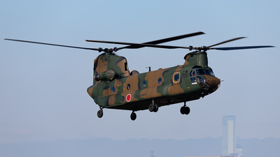 52932 - Kawasaki CH-47J Chinook - Japan - Ground Self Defence Force (JGSDF)