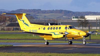 G-SASC - Beechcraft B200 Super King Air - Gama Aviation