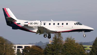 OE-GMJ - Cessna 560XL Citation XLS+ - Pink Sparrow