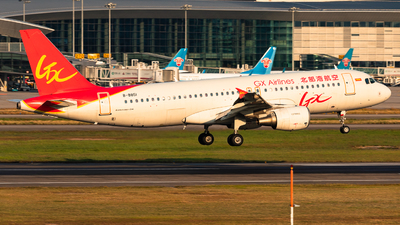 B-8851 - Airbus A320-214 - GX Airlines