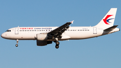 B-6010 - Airbus A320-214 - China Eastern Airlines