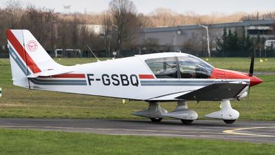 F-GSBQ - Robin DR400/120 Dauphin 2+2 - Private