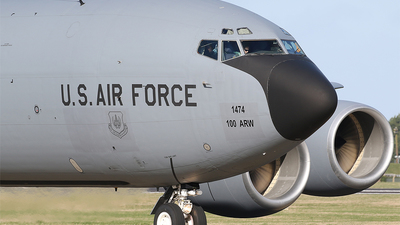 57-1474 - Boeing KC-135R Stratotanker - United States - US Air Force (USAF)