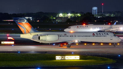 A picture of N952AT - Boeing 7172BD - Delta Air Lines - © Lima Delta Sierra