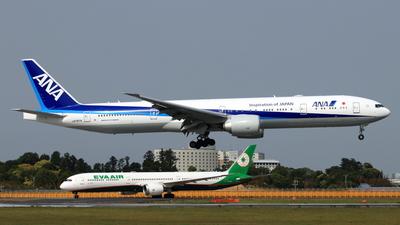 JA797A - Boeing 777-300ER - All Nippon Airways (ANA)
