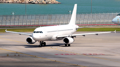 B-HSO - Airbus A320-232 - Untitled