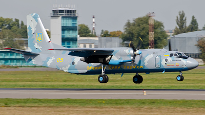 05 - Antonov An-26 - Ukraine - Air Force
