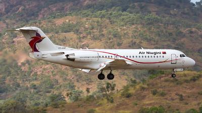 P2-ANR - Fokker 70 - Air Niugini