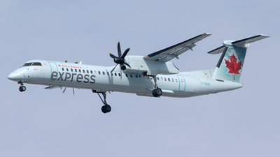 C-GGOI - Bombardier Dash 8-Q402 - Air Canada Express (Jazz Aviation)