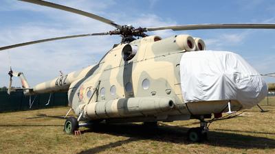 482 - Mil Mi-9 Hip G - German Democratic Republic - Air Force