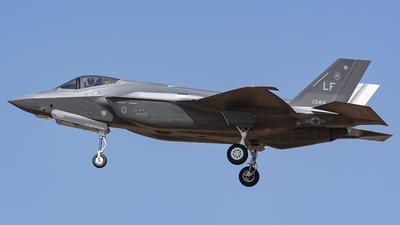 18-5414 - Lockheed Martin F-35A Lightning II - United States - US Air Force (USAF)