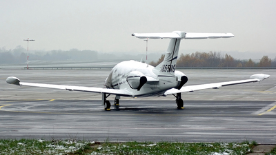 N855MS - Eclipse 500 - Private