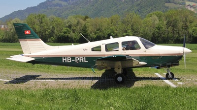 HB-PRL - Piper PA-28-161 Warrior III - Private