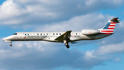 N639AE - Embraer ERJ-145LR - American Eagle (Piedmont Airlines)