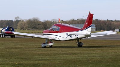 A picture of GATYS - Piper PA28180 - [283296] - © Brian T Richards