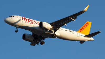 A picture of TCNCL - Airbus A320251N - Pegasus Airlines - © MBekir CKMK