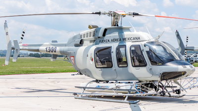1300 - Bell 407GX - Mexico - Air Force