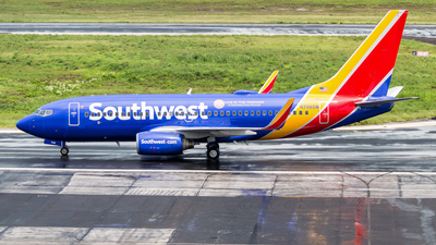 N798SW - Boeing 737-7AD - Southwest Airlines