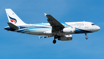 HS-PPC - Airbus A319-132 - Bangkok Airways