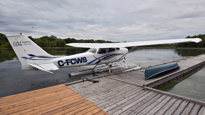 C-FCWS - Cessna 172L Skyhawk - Lake Country Airways