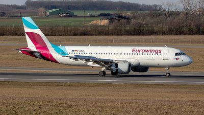 A picture of DABZL - Airbus A320216 - Eurowings - © Hanjo Schrenk