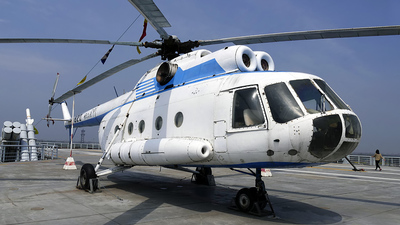 820 - Mil Mi-8 Hip - Civil Aviation Administration of China (CAAC)