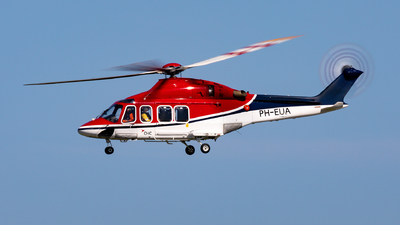 PH-EUA - Agusta-Westland AW-139 - CHC Helicopters