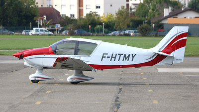 F-HTMY - Robin DR400/120 - Private