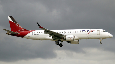 N937TA - Embraer 190-100IGW - TACA International Airlines