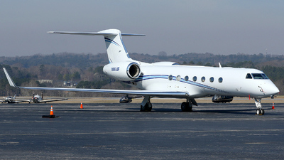 N961JF - Gulfstream G550 - Private