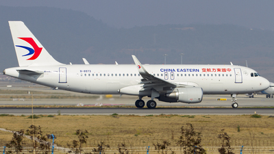 B-8973 - Airbus A320-214 - China Eastern Airlines