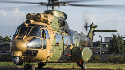 H-289 - Airbus Helicopters H215 - Chile - Army