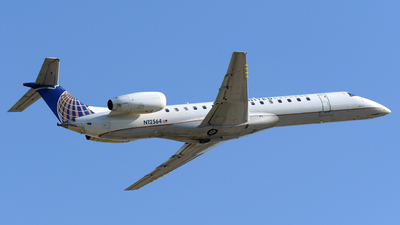A picture of N12564 - Embraer ERJ145LR - United Airlines - © DJ Reed - OPShots Photo Team