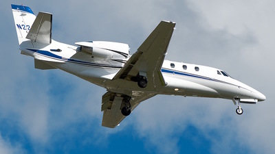 N224JW - Cessna 560XL Citation XLS Plus - Private
